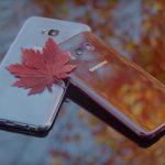 بالصور سامسونج جالكسي S8 باللون الاحمر بمناسبة الخريف
