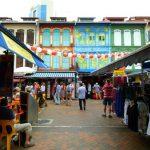 سوق شارع الحي الصيني الشعبي - 560684