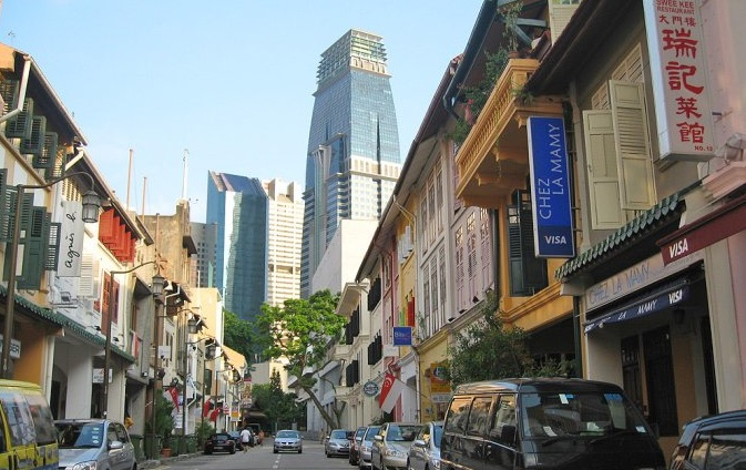 طريق آن سيانغ