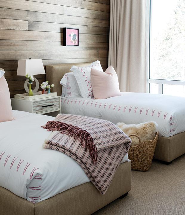 غرفة نوم مشتركة
