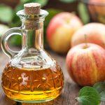 الفرق بين خل التفاح الطبيعي والصناعي