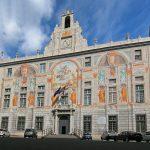 قصر القديس جورج في جنوة الايطالية - 554764