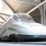 أولى رحلات قطار الحرمين السريع إلى مدينة جدة