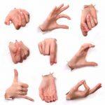ابرز تعابير لغة الإشارة للصم والبكم بالصور