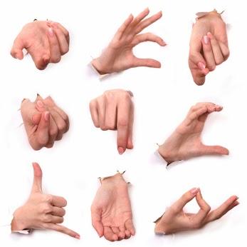 ابرز تعابير لغة الإشارة للصم والبكم بالصور مقالات