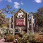 حديقة حيوانات لوري بارك بمدينة تامبا الأمريكية