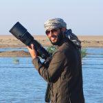 السيرة الذاتية للمصور الكويتي ماجد الزعابي