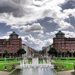 السياحة في مدينة مانهايم الالمانية