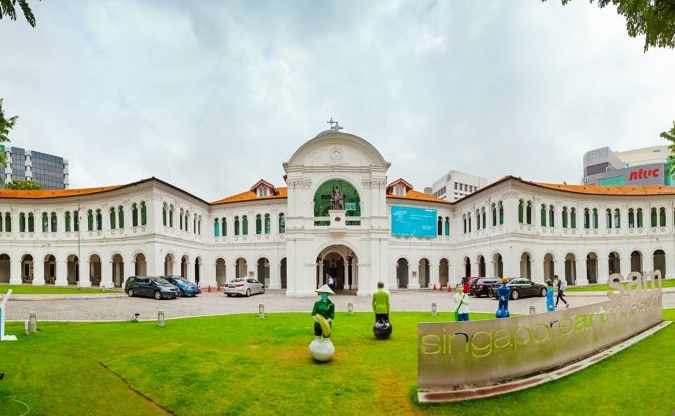 متحف الفن بسنغافوره
