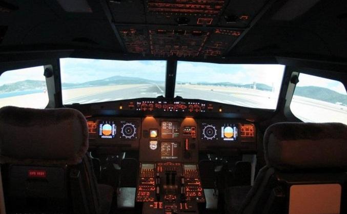 محاكاة طيران إس جي