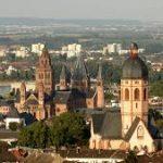 السياحة في مدينة ماينز الالمانية