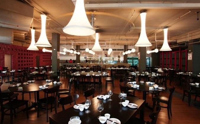 مطعم ريد هاوس للمأكولات البحرية