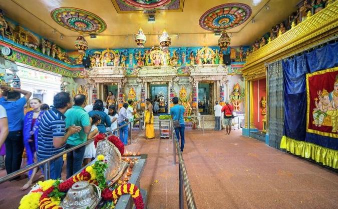 معبد سري سرينفاسا بيرومال