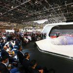 فاعليات معرض دبي الدولي للسيارات 2017
