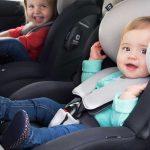 أفضل ماركات مقاعد السيارة للأطفال في 2017