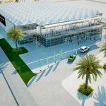 إنشاء منطقة إيداع بمدينة الملك عبدالله الاقتصادية