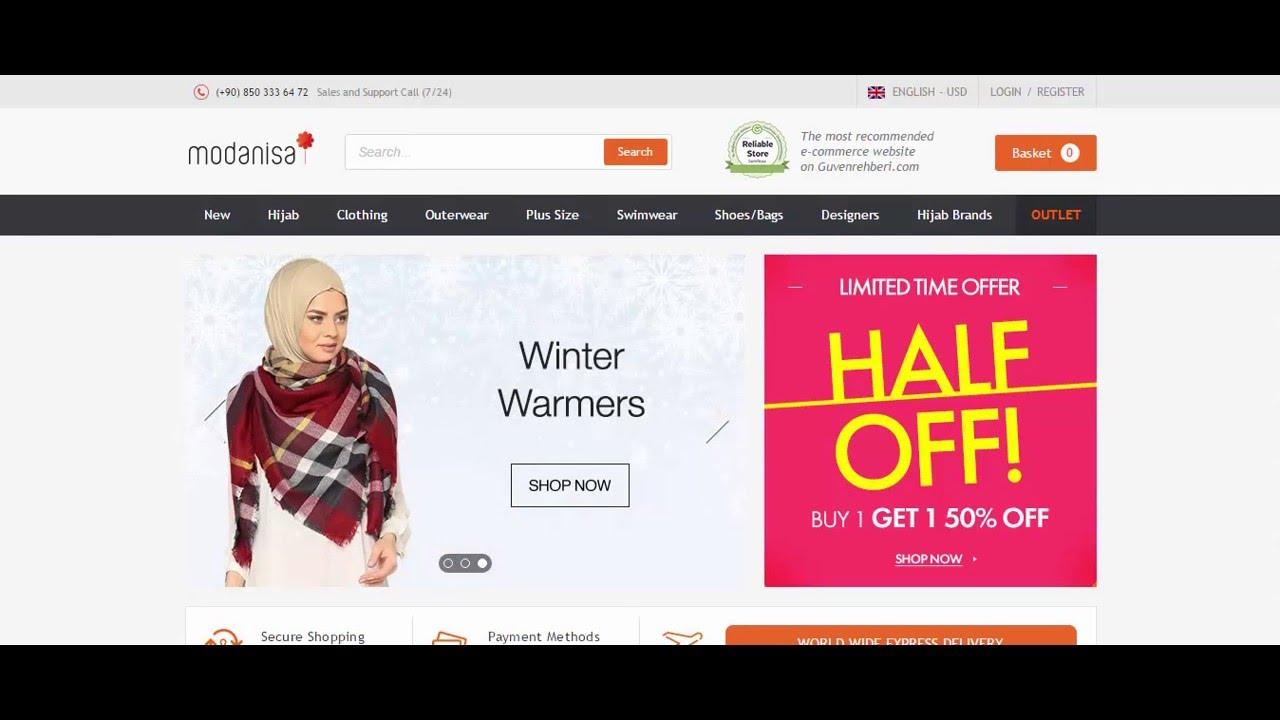 5509a8510 افضل 10 مواقع شراء ملابس من تركيا | المرسال