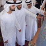افتتاح مراسي ميناء راشد للسياحة البحرية في دبي