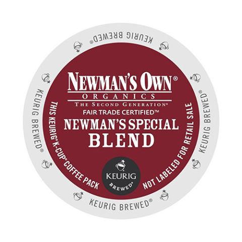 635b2641b 6- Newman's Own Special Blend : تعمل هذه القهوة بمبدأ Fair-Trade ، وتتميز  هذه القهوة بأن لديها نكهة قوية ولكن متوازنة ، وهي أيضا مزيج لذيذ من الحبة  الكاملة ...