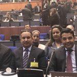 مشاركة الكويت في مؤتمر حظر الأسحلة الكيماوية بهولندا