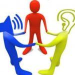 قواعد وأسس الحديث وفن الاستماع