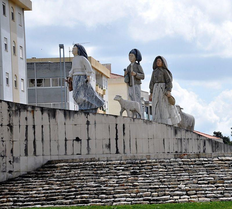 الثلاثة - مدينة فاطمة البرتغالية