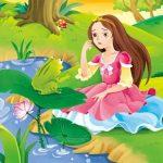 قصة سارة الفتاة التي أحبت الورود