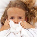 أمراض القلق لدى الأطفال