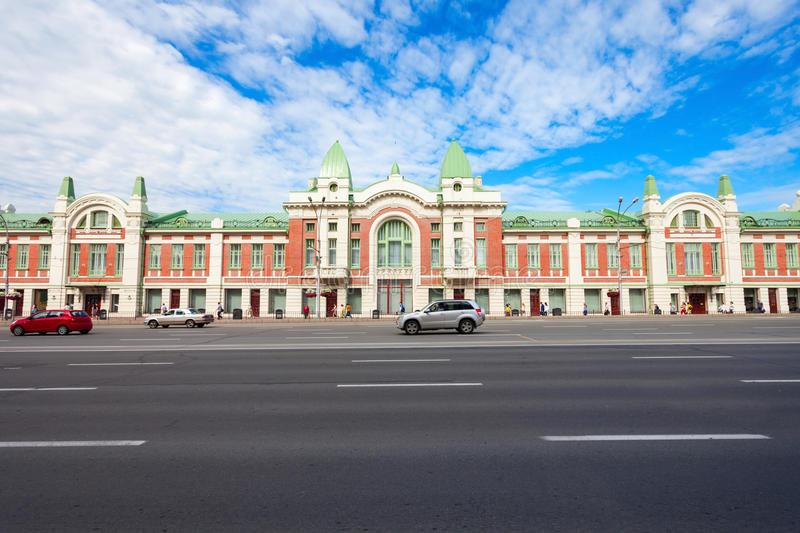 التاريخي 1 - السياحة في مدينة نوفوسيبيرسك الروسية