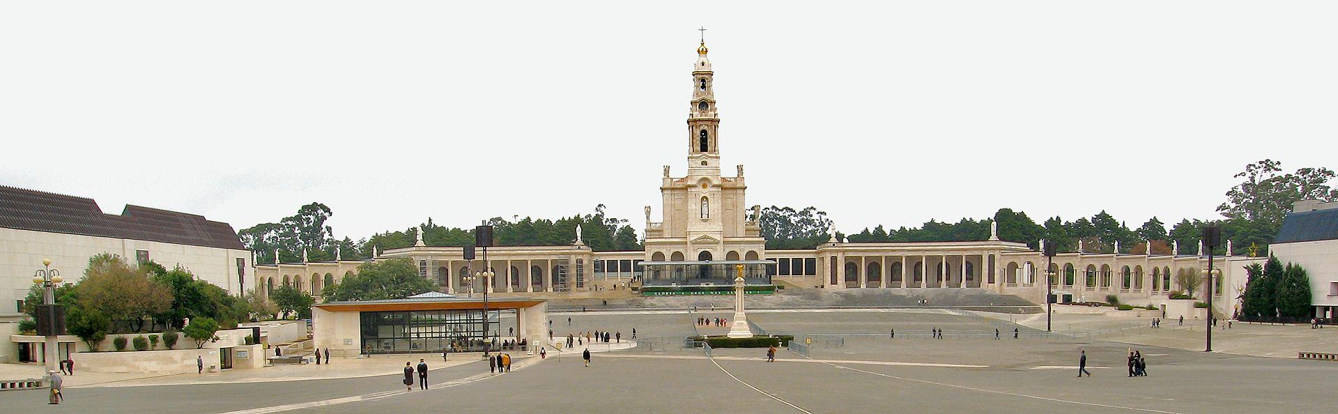 المقدس - مدينة فاطمة البرتغالية