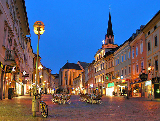 الرئيسي - مدينة فيلاخ بالنمسا