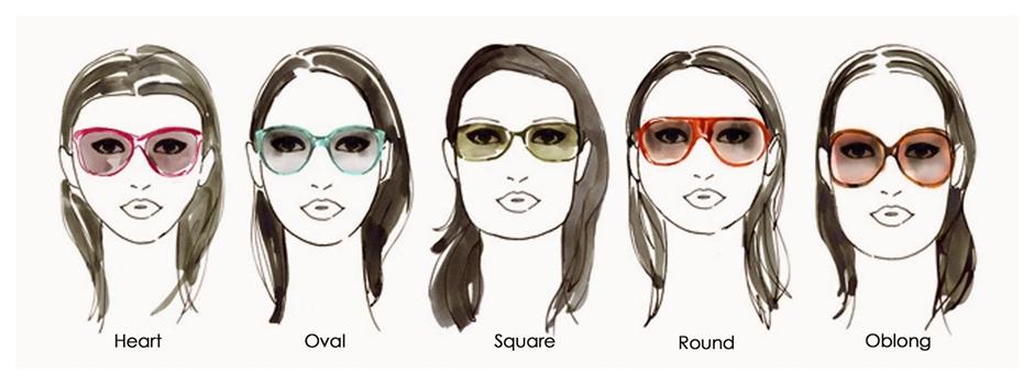 مستأجر من حسن الحظ أن يزور اشكال النظارات الطبية علي شكل الوجه البيضاوي Loudounhorseassociation Org