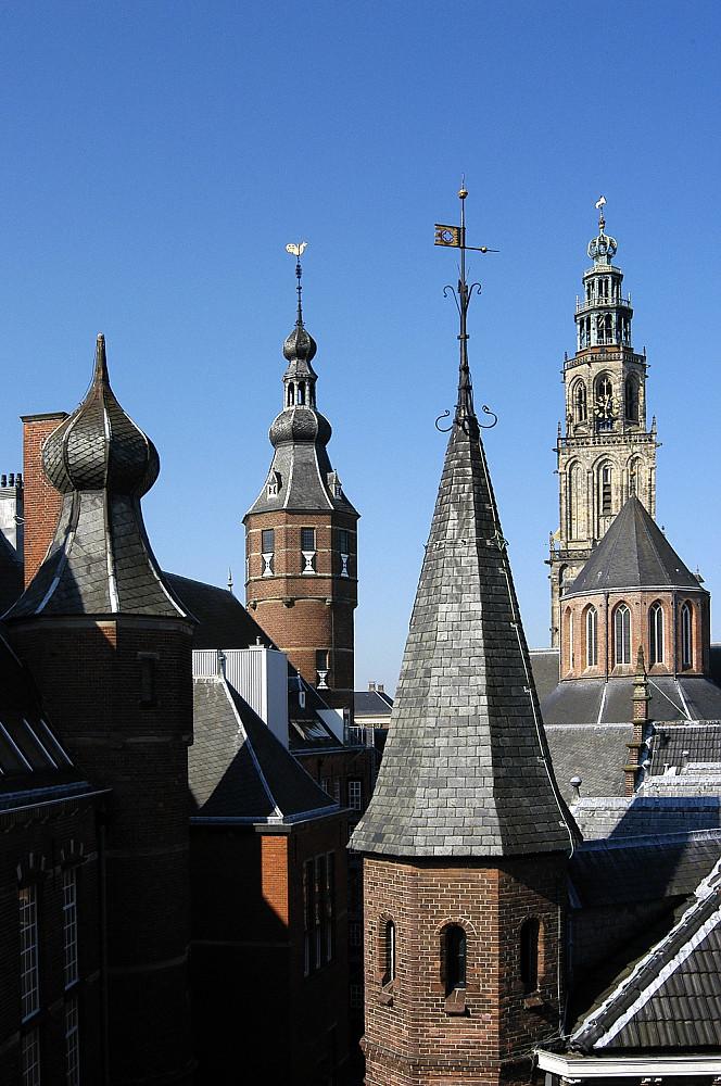 مارتيني في خرونينغن - مدينة خرونينغن الهولندية