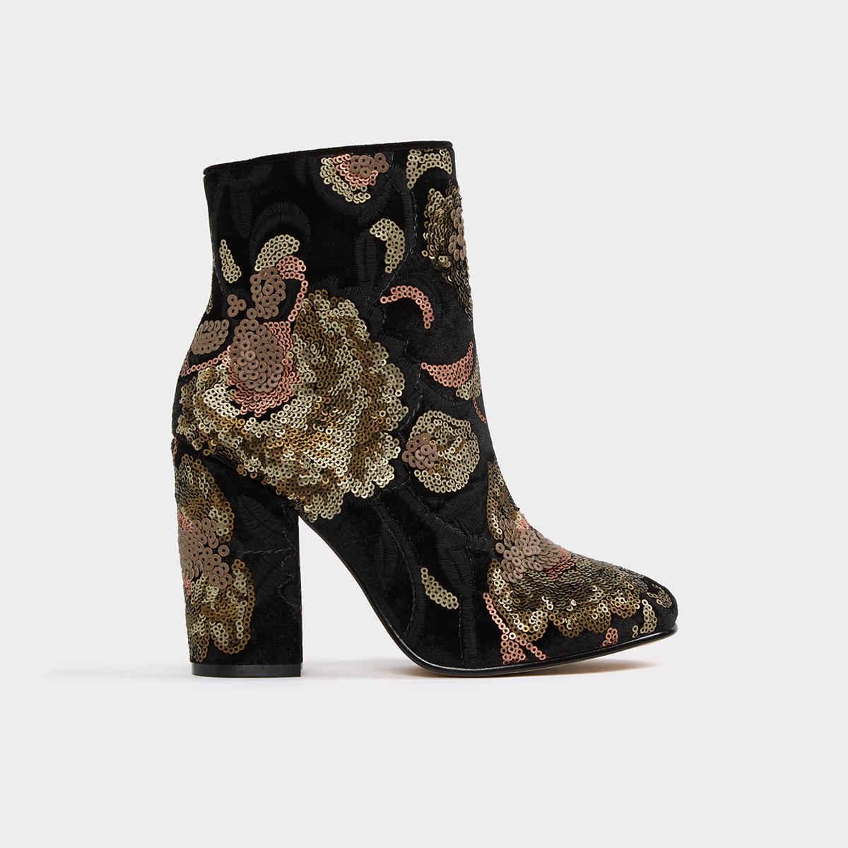 7030bf843 أحدث الأحذية طويلة الرقبة للنساء ماركة Aldo | المرسال
