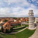 السياحة في مدينة بيزا الإيطالية