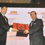 تكريم جريدة الأنباء الكويتية في مؤتمر المنجزين العرب