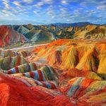 بالصور 8 جبال وتلال كونتها الطبيعة لتصبح لوحات فنية
