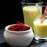 10 فوائد صحية لمشروب حليب الزعفران
