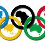 """دلالة شعار الأوليمبياد """" الحلقات الخمس المتشابكة """""""