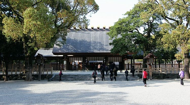 اتسوتا - مدينة ناغويا اليابانية