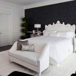 أجمل ديكورات لغرف نوم باللون الأبيض