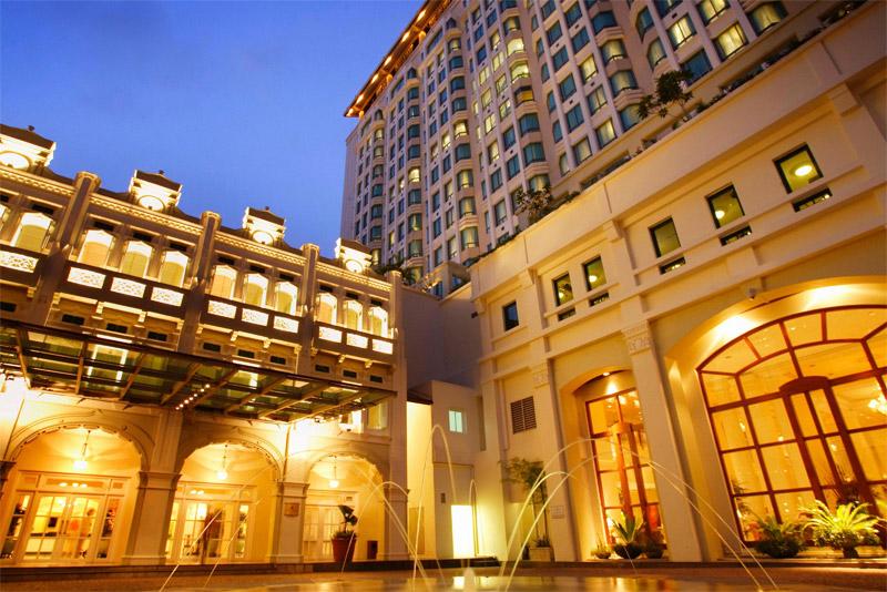 أفضل الفنادق في بوجيس وكامبونغ غلام فندق-انتركونتيننتال-