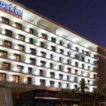 فندق بارك ان راديسون ابو ظبي في جزيرة ياس