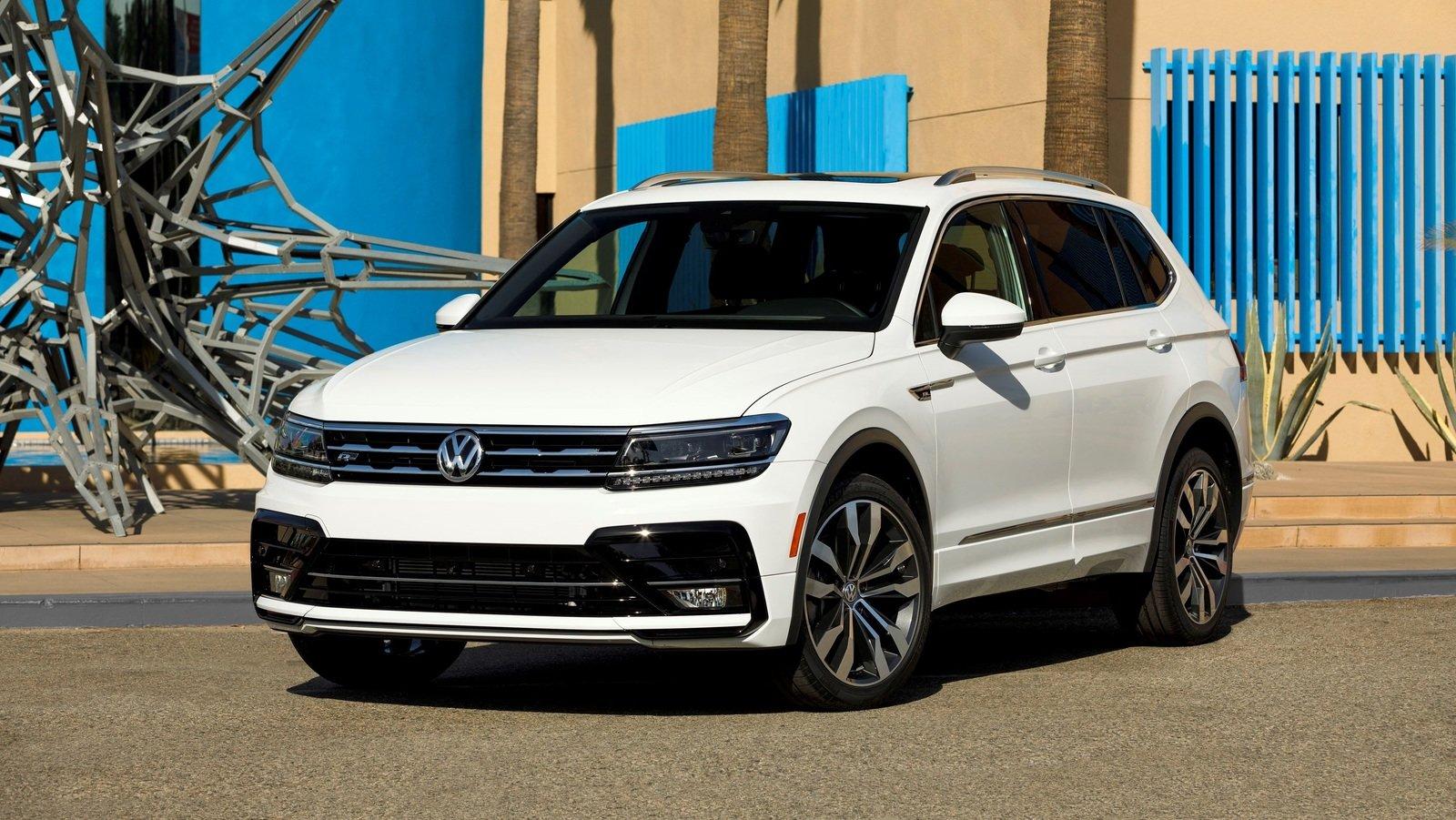 volkswagen unveils the tiguan 2018 r-line sports version Volkswagen unveils the Tiguan 2018 R-Line sports version  D9 81 D9 88 D9 84 D9 83 D8 B3  D9 88 D8 A7 D8 AC D9 86  D8 AA D9 8A D8 AC D9 88 D8 A7 D9 86 R Line 2018