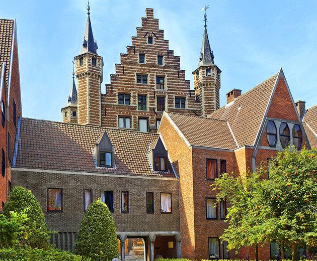 الجزار - مدينة انتويرب البلجيكية
