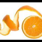 فوائد تناول قشر البرتقال
