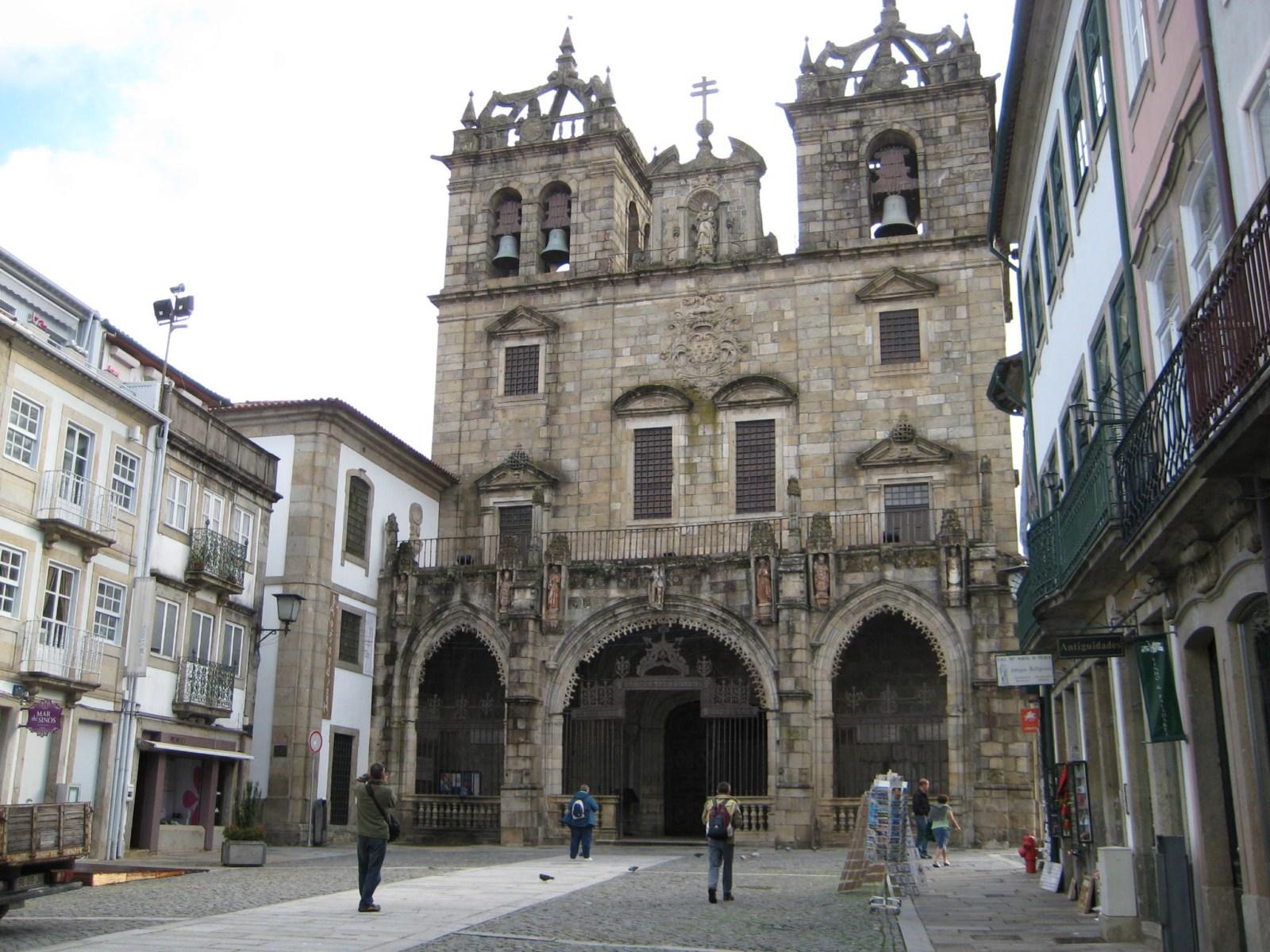 برغا - مدينة براغا البرتغالية