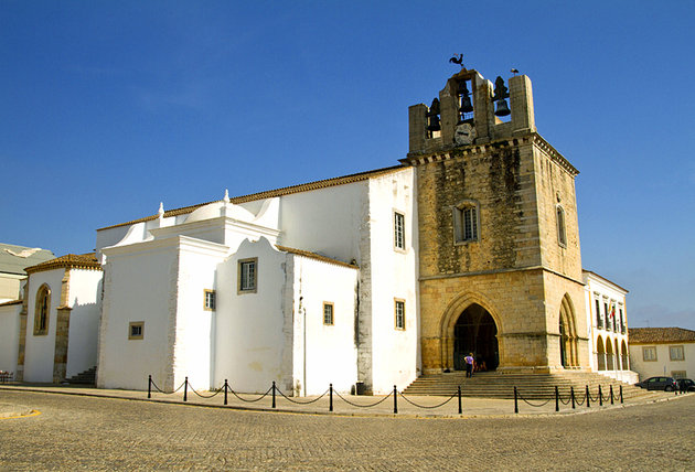فارو - مدينة فارو البرتغالية