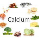 أهمية الكالسيوم للحصول على الوزن المثالي