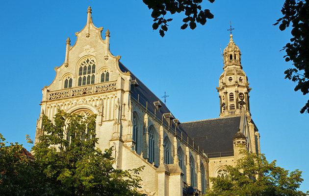 القديس بولس - مدينة انتويرب البلجيكية
